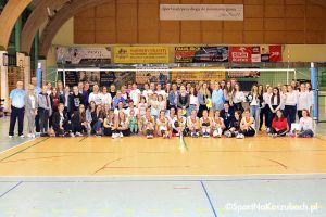 Świetny mecz i wielkie emocje w drugoligowym finale Przodkowskiej Ligi Piłki Siatkowej Kobiet