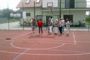 Orlik w Sierakowicach organizuje turniej w molkky - fińskie kręgle. Pierwsze rozgrywki już dziś