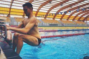 Jakub Skierka wicemistrzem Polski na 200 metrów grzbietem. Wypełnił też minimum na mistrzostwa Europy
