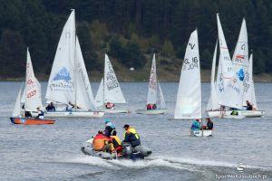 W weekend Puchar Jezior Chmieleńskich, czyli drugie regaty Żeglarskiego Pucharu Kaszub 2016