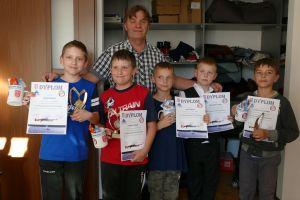 Kartuska Liga Strzelecka 2018. X edycja zmagań rozstrzygnięta i uroczyście zakończona