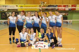 Mistrzynie Przodkowskiej Ligi Piłki Siatkowej Kobiet obroniły tytuł