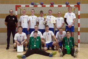 SP nr 2 Żukowo wygrała wojewódzki finał turnieju Całe Pomorze Gra w Piłkę Ręczną roczników 2002 - 2003