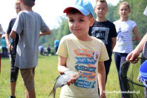 Zawody i dodatkowe atrakcje na Pikniku Wędkarskim w Kartuzach