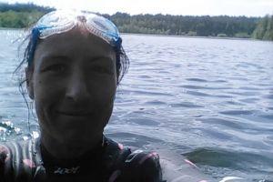 Jolanta Liana zwycięzcą konkursu na pakiet startowy w Garmin Iron Triathlon w Stężycy
