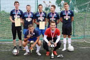 Przodkowska Liga Orlika 2015/2016 zakończona. Turniej pocieszenia dla Young Boys Przodkowo