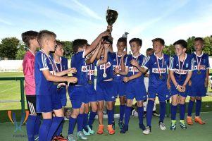 Radunia Stężyca wygrała międzynarodowy turniej Baltic Football Cup 2018 w Gdańsku