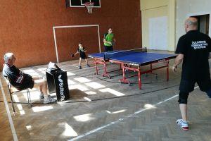 UKS Lis Sierakowice wicemistrzem III ligi tenisa stołowego. Do złota i awansu zabrakło jednego punktu