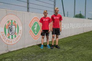 Oliwier Stenzel i Łukasz Plichta na testach w Zagłębiu Lubin, Weronika Lewandowska powołana do kadry
