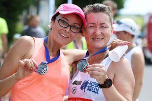 Ćwierćmaraton Szwajcarii Kaszubskiej w Przodkowie 2016 - Kaszuby Biegają. 371 zawodników na starcie, Kujawski wygrał po raz piąty