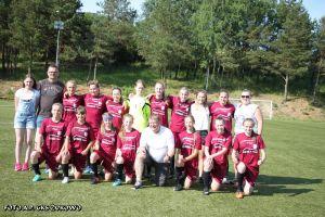 Dziewczęta GKS-u Żukowo zakończyły sezon III ligi. Mnóstwo goli, debiut i pożegnanie w ostatnim meczu z Canicułą