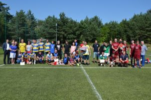 Rodzinny Turniej Piłki Nożnej w Żukowie 2018. Piętnaście zespołów zagra o miano najlepszej familii