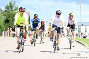 GIT Stężyca - strefa zmian i jazda na rowerze (cz. 3)