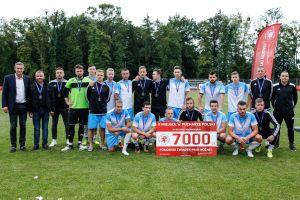 GKS Przodkowo przegrał z KP Starogard Gdański w finale wojewódzkiego Pucharu Polski w Piłce Nożnej