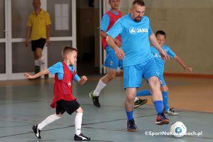 Rodzinny Turniej Futsalu 2018 w Kartuzach. FC Kartuzy zaprasza dorosłych i dzieci do sportowej zabawy