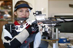 Diana Malotka – Trzebiatowska na szóstym miejscu Mistrzostw Polski Kobiet i Mężczyzn w Strzelectwie 2016