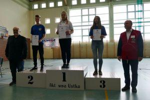 Magdalena Malotka - Trzebiatowska z dwoma medalami eliminacji OOM w Ustce