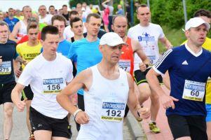 Ćwierćmaraton Szwajcarii Kaszubskiej 2018 w Przodkowie już w sobotę. Będą też dodatkowe biegi i piknik rodzinny