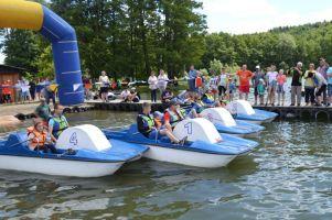 Mistrzostwa Kaszub w Wyścigach na Rowerkach Wodnych 2018 w niedzielę w Ostrzycach
