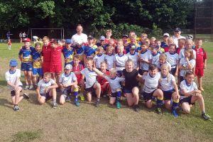 UKS Czeczewo trzecim zespołem Turnieju Dzieci i Młodzieży Rugby w Warszawie