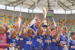 Radunia Stężyca na podium międzynarodowego turnieju Arka Gdynia Summer Cup 2018