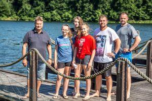 Trzy piłkarki ręczne z Nowej Karczmy pojadą z kadrą Pomorza na finał Ogólnopolskiej Olimpiady Młodzieży