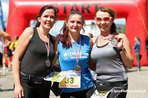 Ćwierćmaraton Szwajcarii Kaszubskiej w Przodkowie 2018. Łukasz Kujawski znów bezkonkurencyjny