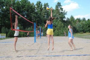 Rozpoczyna się cykl turniejów plażowych Hejtus Cup