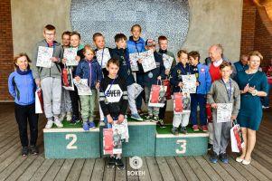 Puchar Jezior Chmieleńskich - Żeglarski Puchar Kaszub 2018. Triumfy żeglarzy z Kartuz, Garczyna i Mechelinek