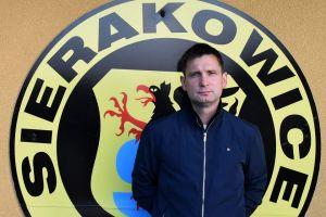 GKS Sierakowice ma nowego trenera. Mariusz Misiak zastąpił Damiana Hincę