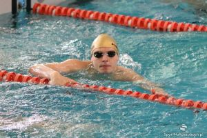 Jakub Skierka siódmy w finale 100 m grzbietem na Mistrzostwach Europy Juniorów w Pływaniu 2016