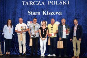 Kazimierz Jarzembiński i Klimek Grudziądz zdobywcami Tarczy Polski w Starej Kiszewie