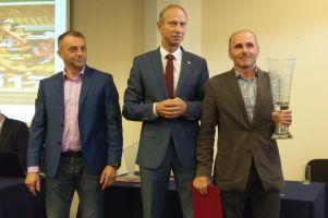 Klub Cartusia i gmina Kartuzy nagrodzone przez ministra za sukcesy w Systemie Sportu Młodzieżowego