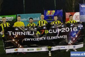 Rulis Sierakowice reprezentuje Pomorze w ogólnopolskim finale turnieju a7b Cup 2016 w Krakowie