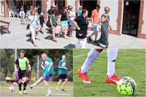 Sportowy weekend. Piłkarskie turnieje w Sierakowicach i Żukowie, sparingi i letnie spacery