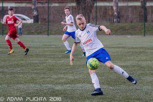 Młodzi piłkarze Cartusii idą w świat: Oliwier Stenzel przechodzi do Zagłębia Lubin, Teofil Wezel do Olimpii Elbląg