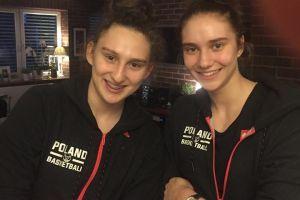 Aleksandra i Anna Makurat rozpoczynają Mistrzostwa Europy U20 w Koszykówce Kobiet 2016
