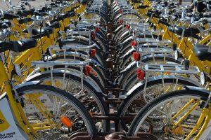 Rower metropolitalny Mevo jeszcze w tym roku na Pomorzu. Ponad 4000 dwóch kółek w 14 gminach
