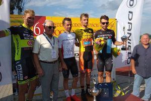 Szymon Sajok wygrał Wyścig Dookoła Mazowsza 2018. Teraz przed nim torowe mistrzostwa Europy