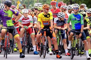 Szymon Sajnok rozpoczyna kolarskie mistrzostwach Europy. W Glasgow pojedzie na torze i na szosie