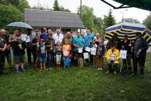 W Zawodach o Puchar Burmistrza Kartuz złowiono 100 kg ryb