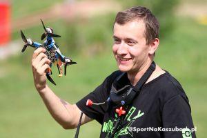 Trwa Koszałkowo DRC Drone Race 2018. W niedzielę w Wieżycy finałowe zmagania
