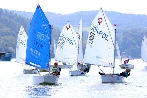 Przed żeglarzami decydujące wyścigi Pucharu Jeziora Ostrzyckiego