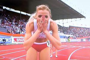 Angelika Cichocka mistrzynią Europy na 1500 m. Wspaniały finisz Polki dał jej złoty medal