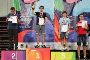 Paweł Teclaf z Kartuz wicemistrzem Polski w szachach szybkich do lat 16