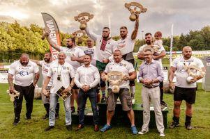 Emocje do samego końca na Mistrzostwach Europy Centralnej Strongman w Parach w Wejherowie