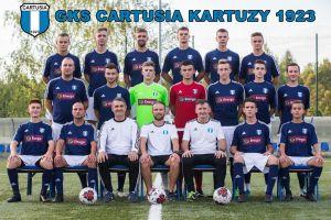 Cartusia 1923 Kartuzy - liczne transfery i odmieniona kadra przed pierwszym od lat sezonem w V lidze