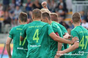 Pogoń II Szczecin - Radunia Stężyca. Gol w ostatniej minucie dał zwycięstwo z rezerwami zespołu ekstraklasy