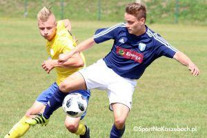 Cartusia straciła trzy gole w 20 minut i przegrała z Orlętami