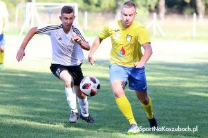 Amator Kiełpino - GKS II Sierakowice. Gospodarze lepsi od beniaminka po zaciętym meczu (zdjęcia)